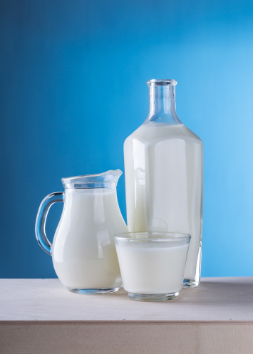 Raw Jersey Milk - 1/2 Gallon Plastic