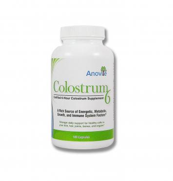 Colostrum6 - Anovite (180 caps)