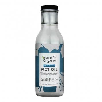 Organic MCT Oil - Wildly Organic (12 oz)
