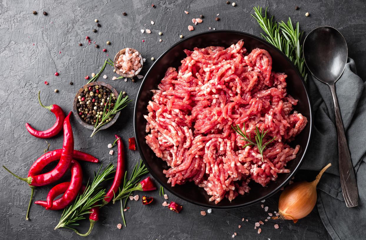 50/50 Blend Sausage / Ground Beef Bulk