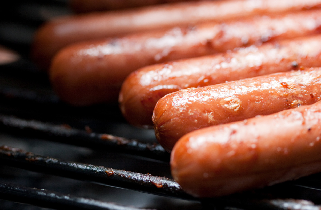 Nitrate-Free Hot Dogs