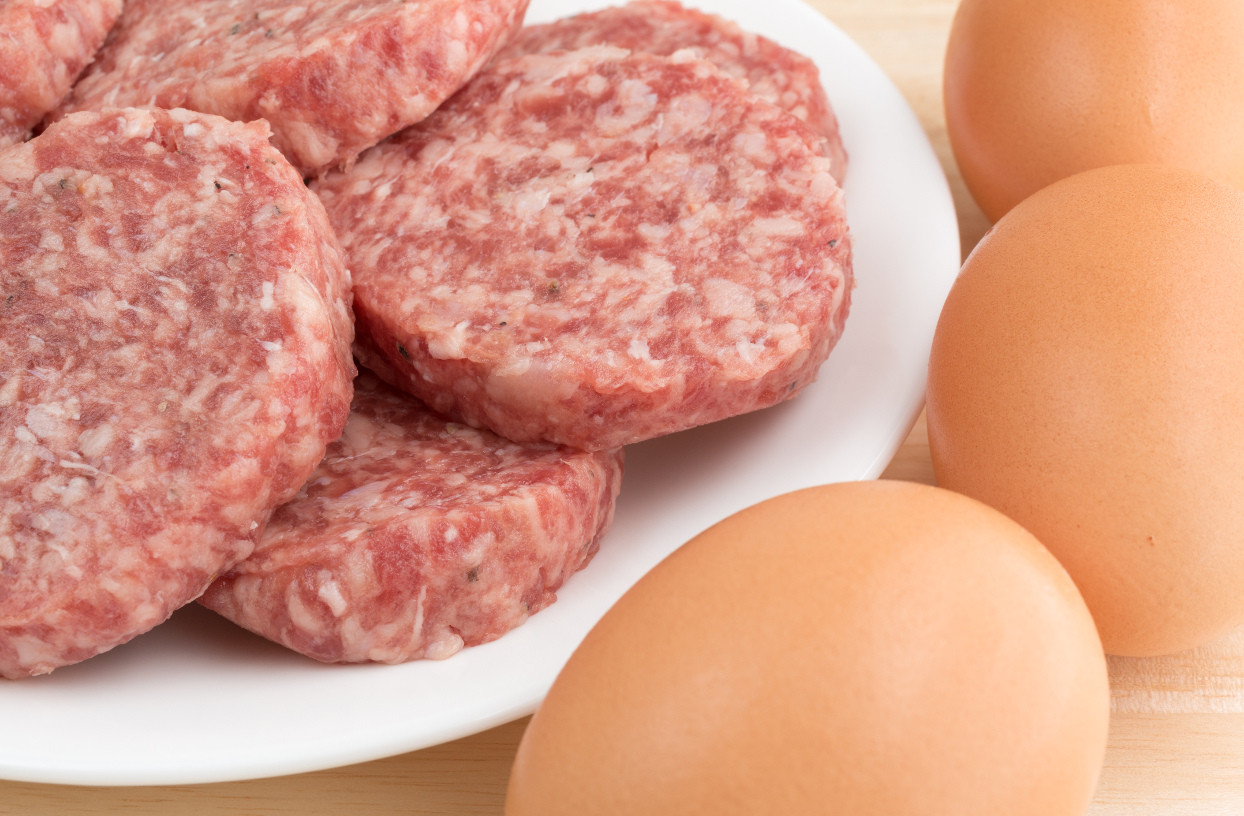 Sausage Breakfast Patties