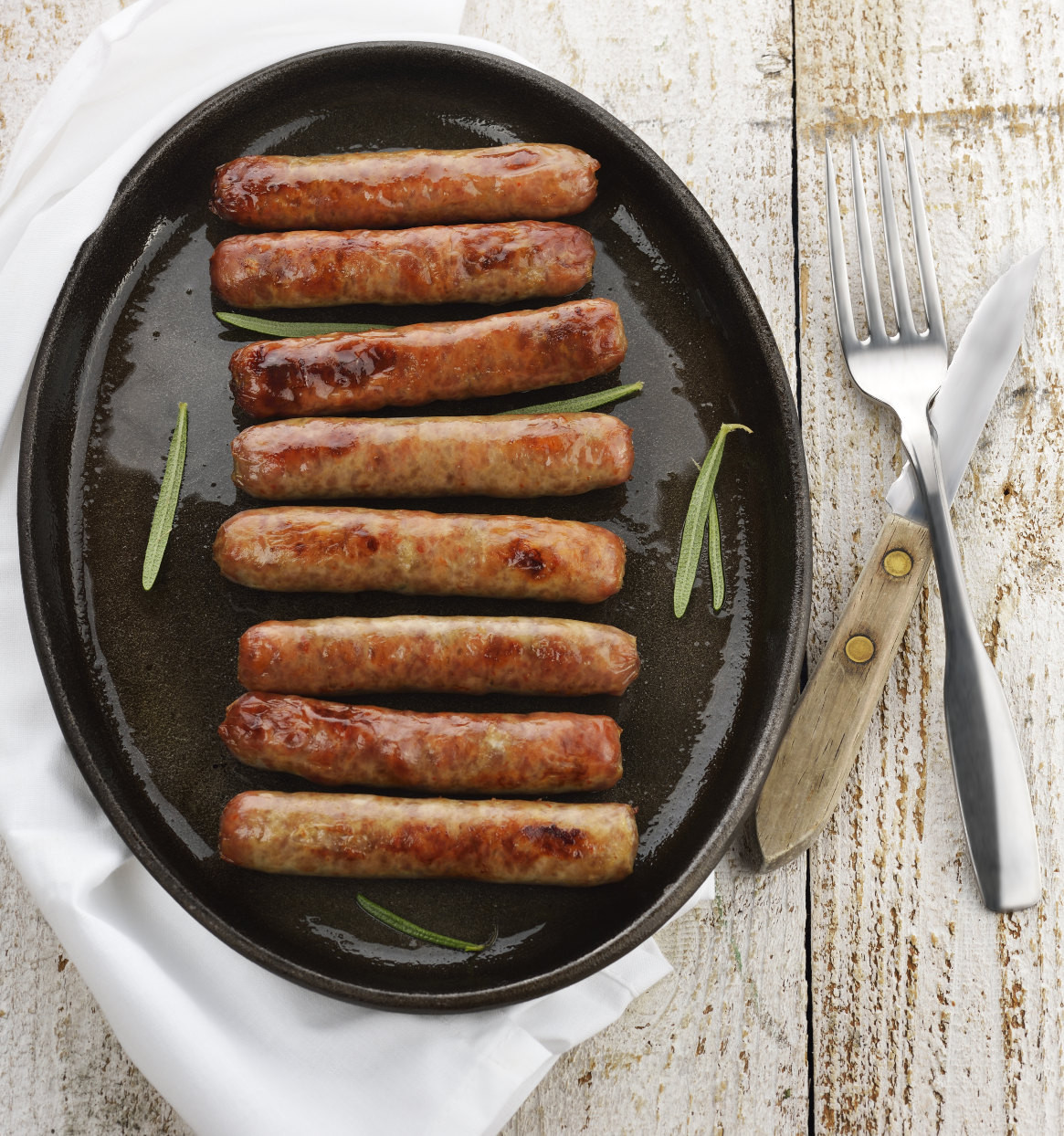 Pork Breakfast Links