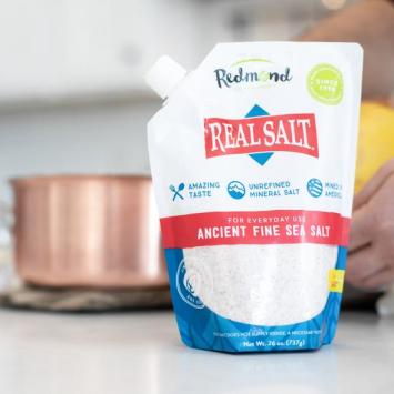 Real Salt - 26 oz. Pouch