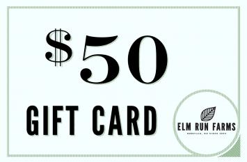 $50 Gift Card