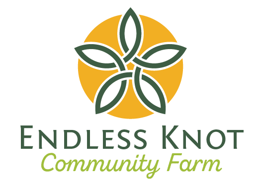 Endless Knot Community Farm Logo