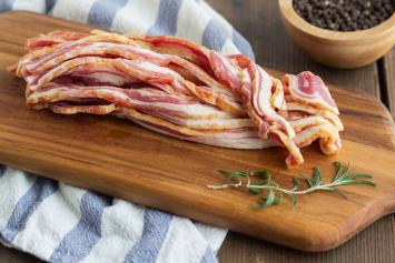 Lamb Bacon