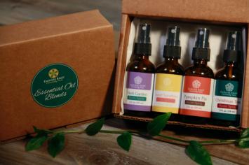 Four Seasons Room Spray Gift Box