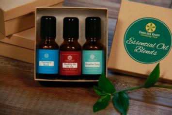 Essential Oil Gift Box 2