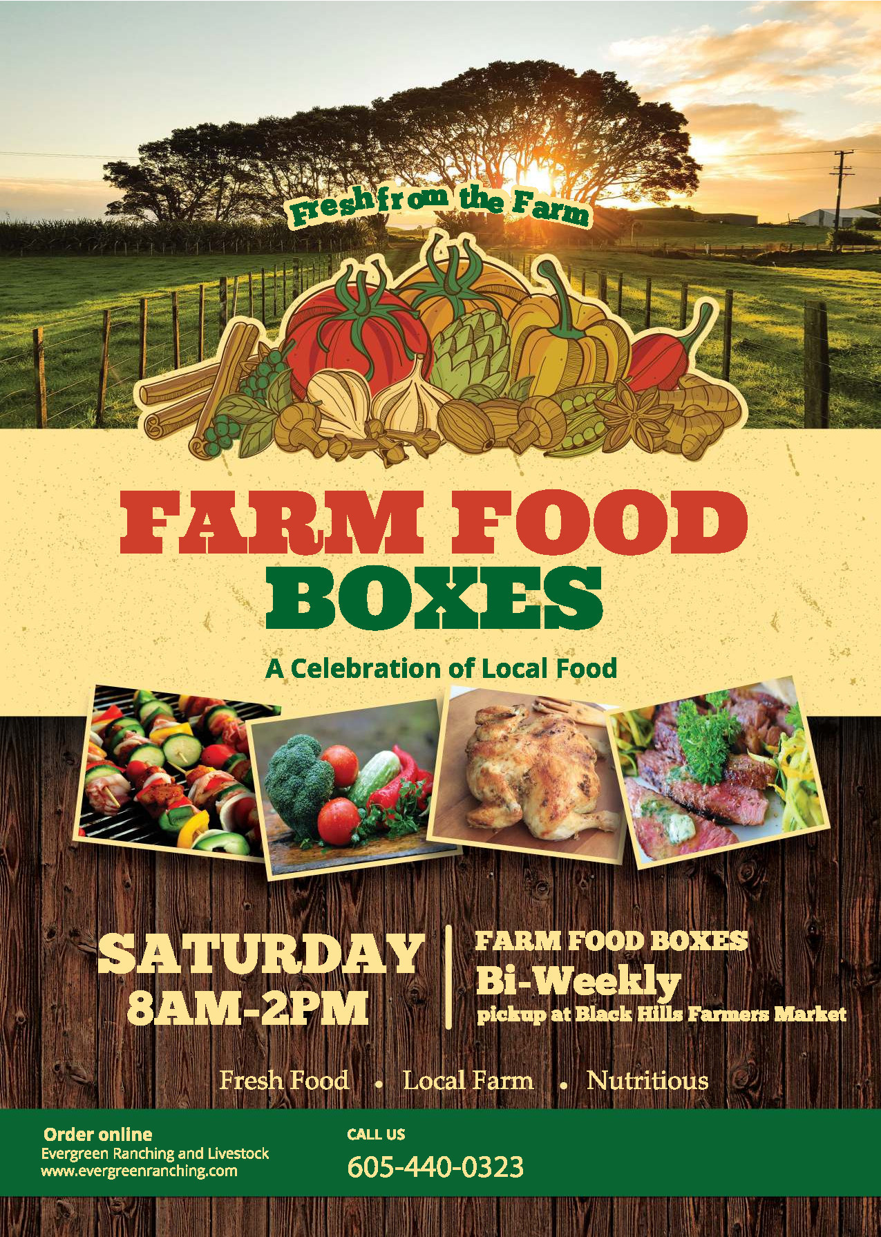 Farm Fresh Food Box/Bag