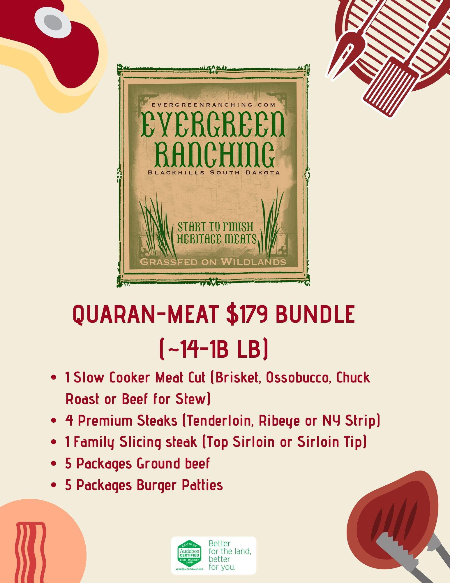 Quaren-Beef Bundle