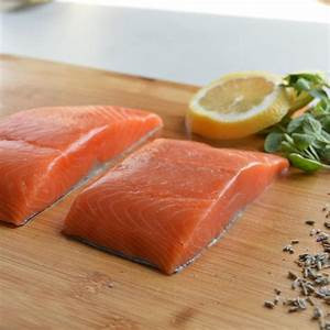 Wild-caught Alaskan Coho Salmon-6 oz