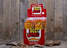 Red Box of Sturgis Original Beef Jerky
