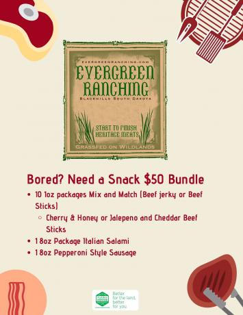 Bored? Need a Snack $50 Bundle