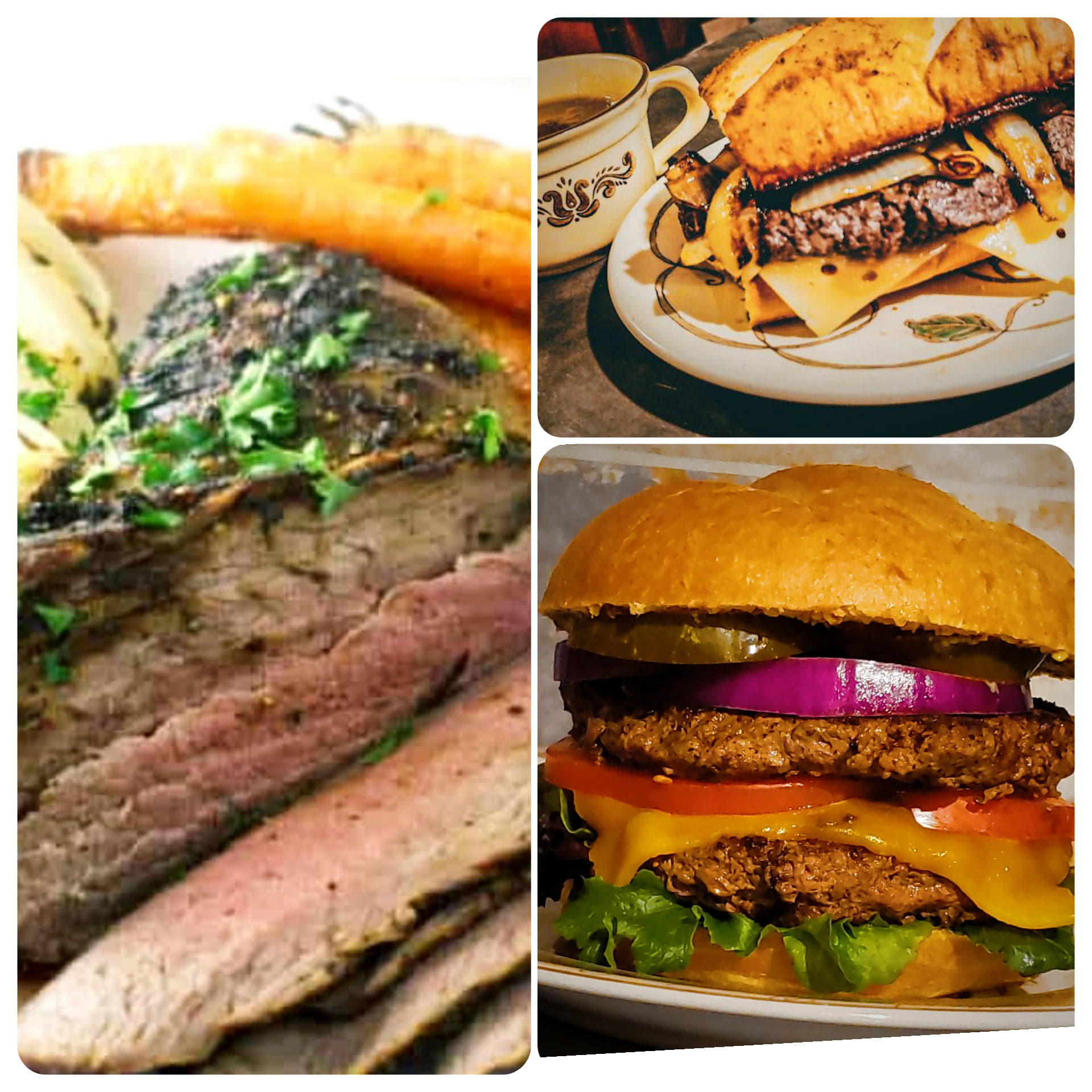 5 Pound  Beef Bundle C - Comfort Food for One or Two