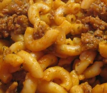 Beefy Mac N Cheese