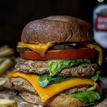 Eden Pure Burgers - quarter pound patties