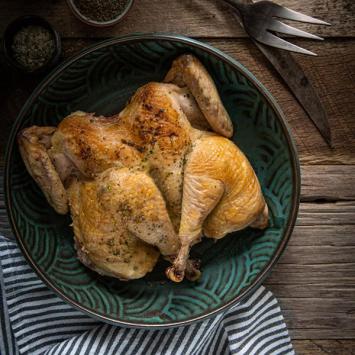 Dragonfeather Farm Chicken