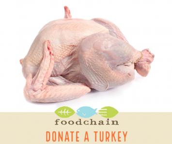 Turkey Donation