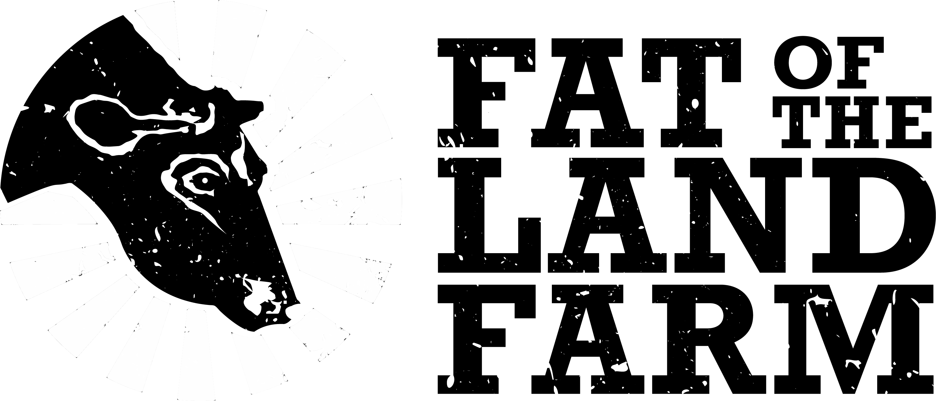 Fat of the Land Farm Logo