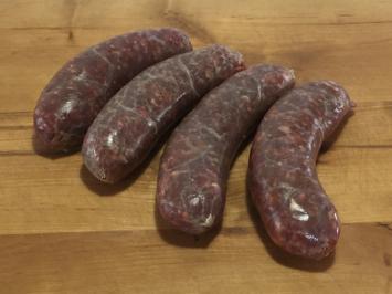 Beef Sausage - Mild Italian