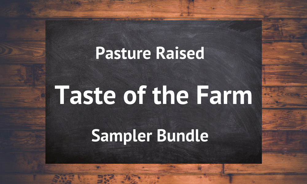 Taste of the Farm Sampler Bundle