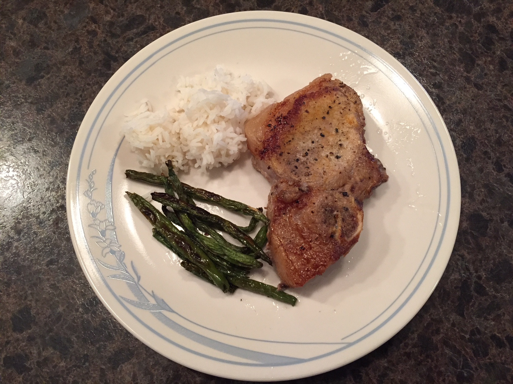 Easy Pork Chops