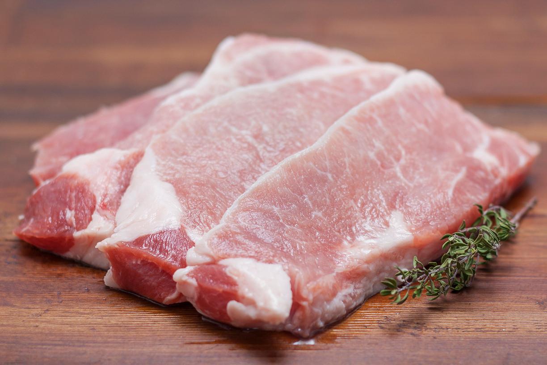 """Pork Chops 1"""" - Boneless"""