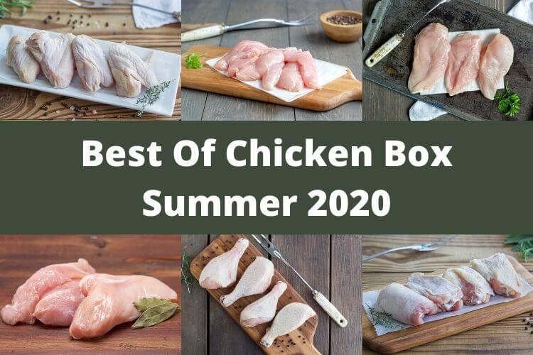 Best of Chicken Box - Summer 2020