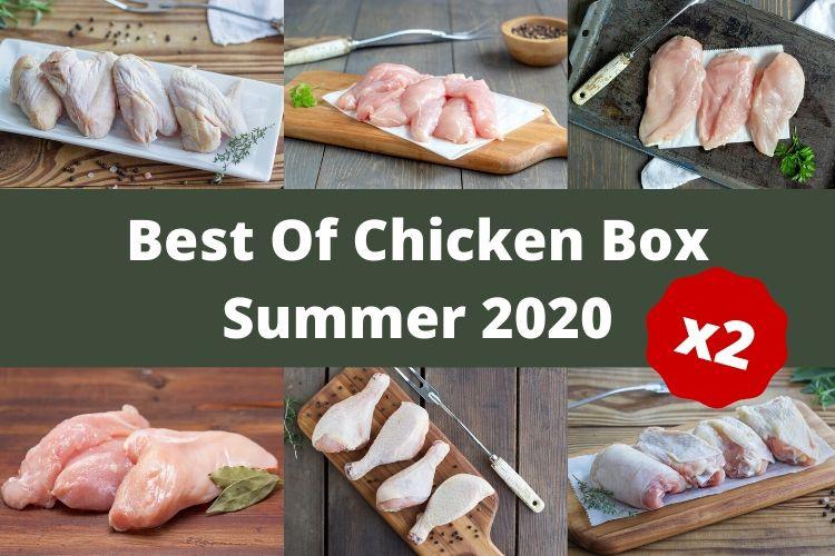 2x Best of Chicken Box - Summer 2020