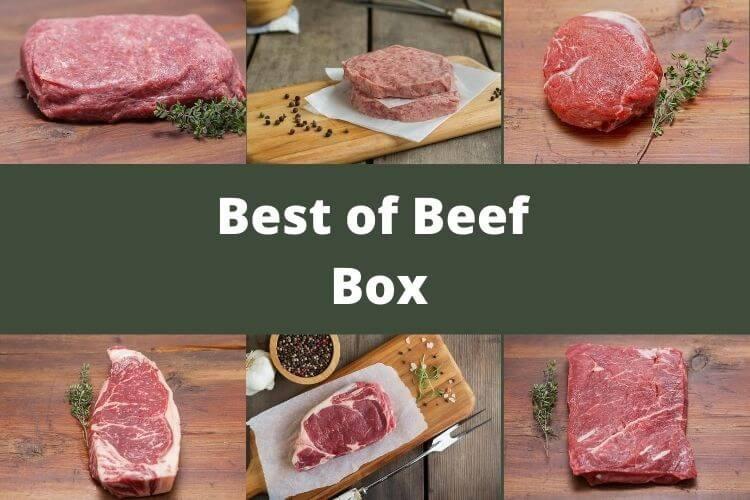 Best of Beef - Spring 2021