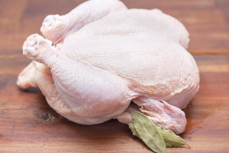 Whole Chicken - Small (Under 4 lbs.)