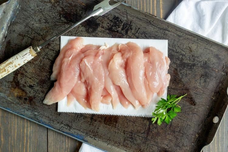 Chicken Breast Tender Cuts