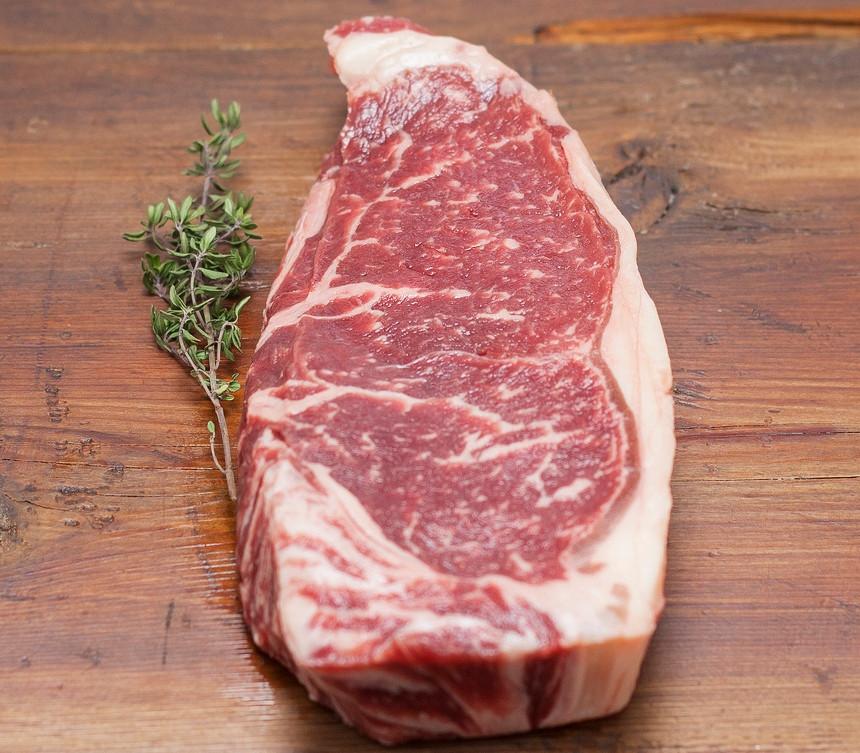 Strip Steak/KC Strip