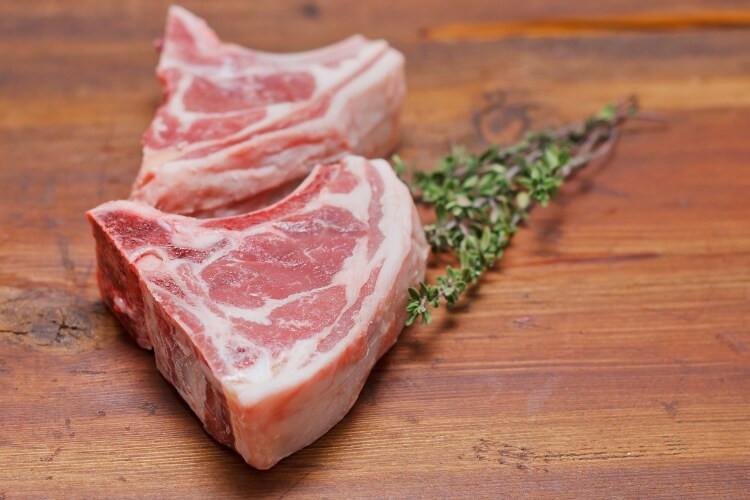 Lamb Blade Steak