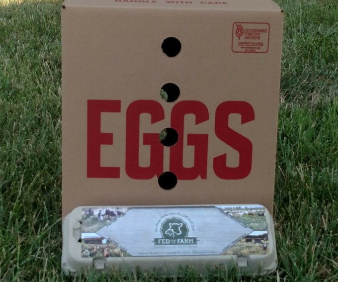 15 Dozen Egg Bundle