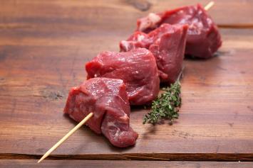 Lamb Chop Fillet Kabobs