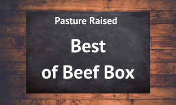 Best of Beef Box - Summer 2020