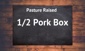 1/2 Pork Box