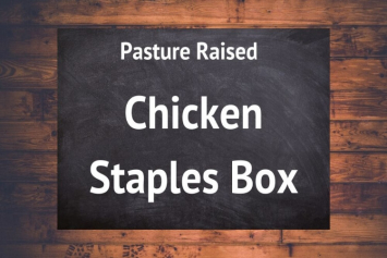 Chicken Staples Box