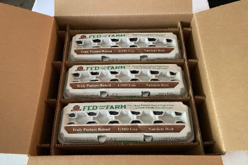 Fresh Egg Kit - For Home Delivery (Available only with a meat order over $149 )