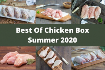 Best of Chicken Box - Summer 2020