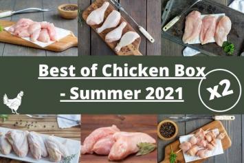 Best of Chicken Box - Summer 2021 2.0  X2