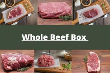 Whole Beef - 400 lb. Bundle