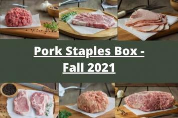 Pork Staples Box