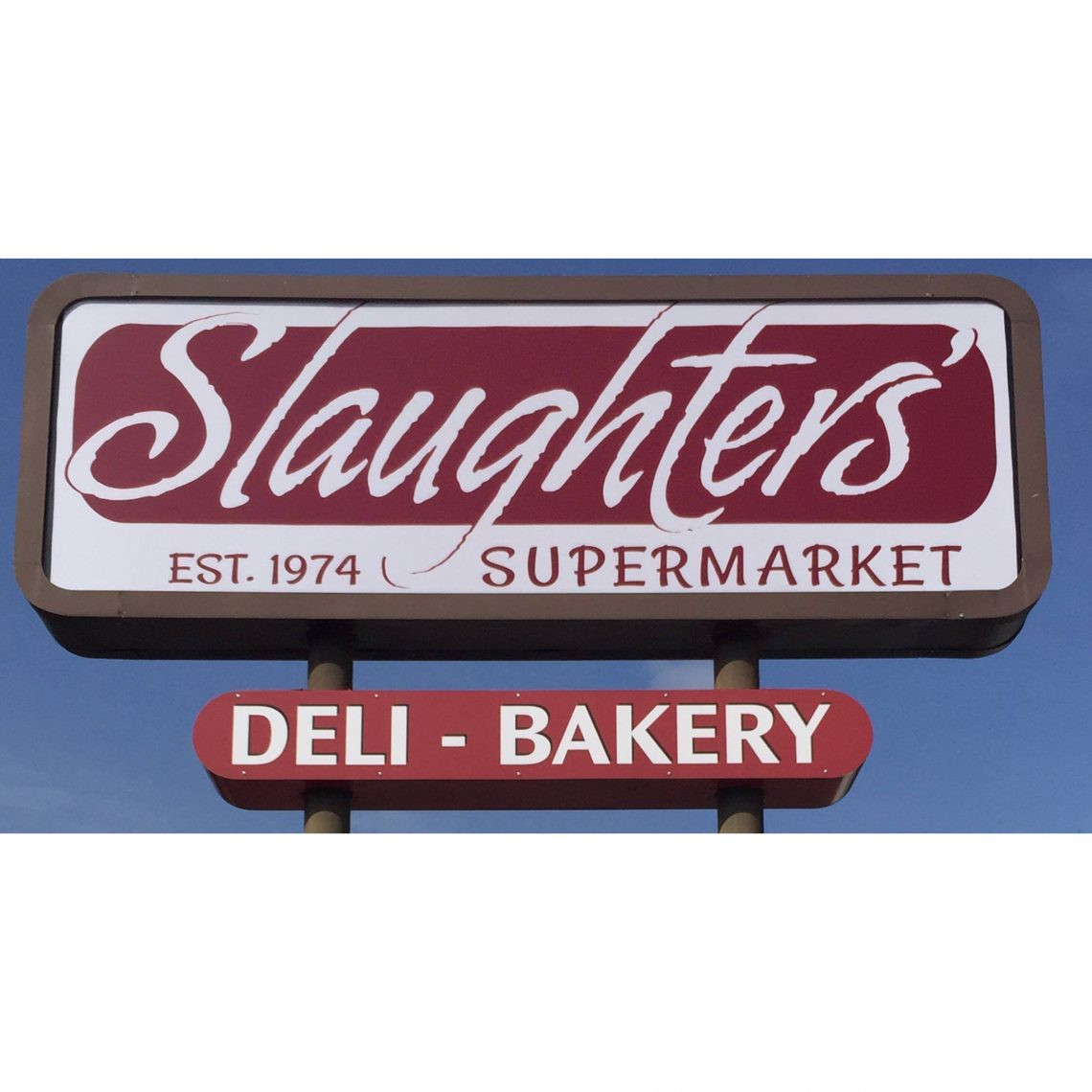 Slaughters Supermarket