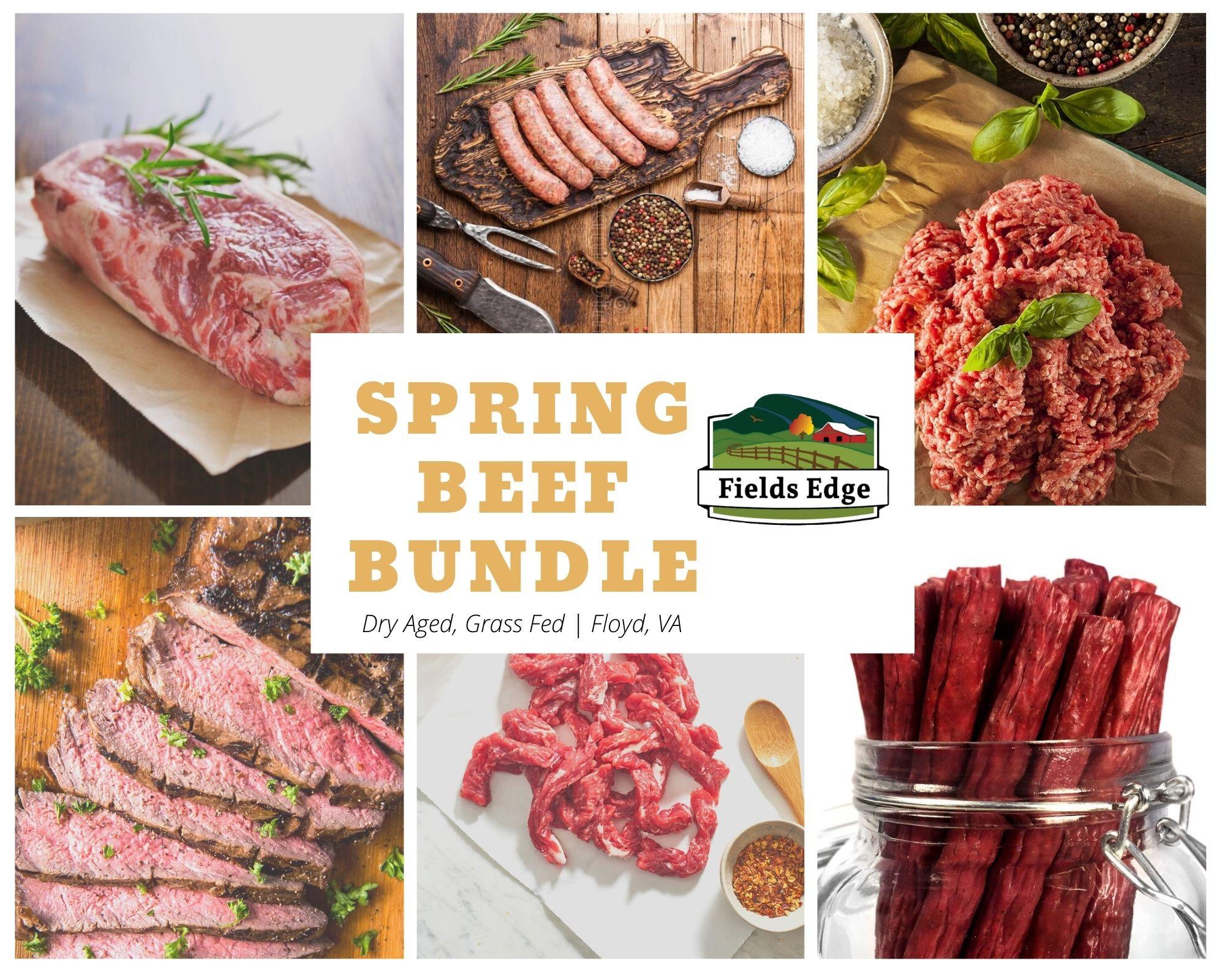 Spring Beef Bundle
