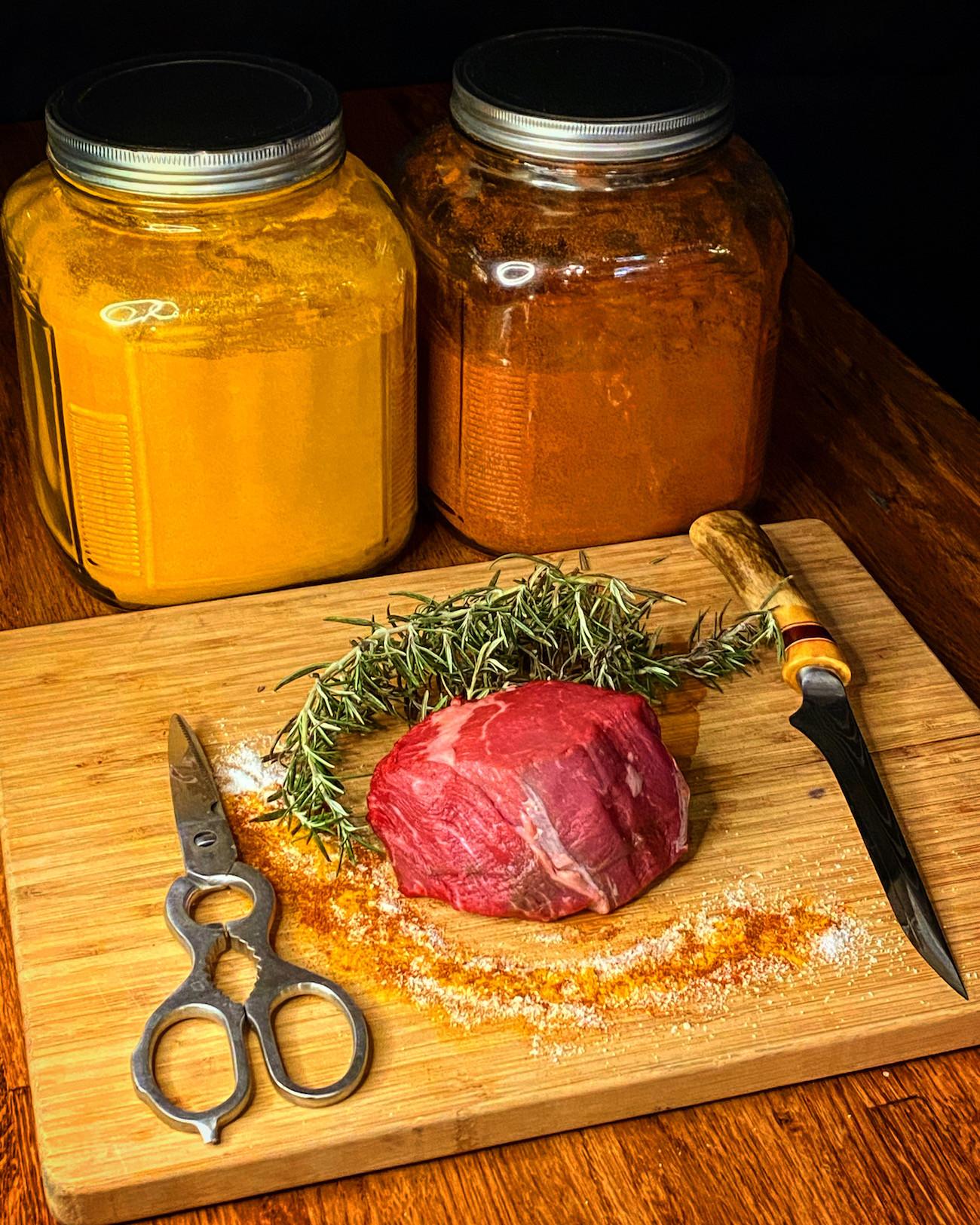 Beef Individual Cut Filet Mignon/Tenderloins
