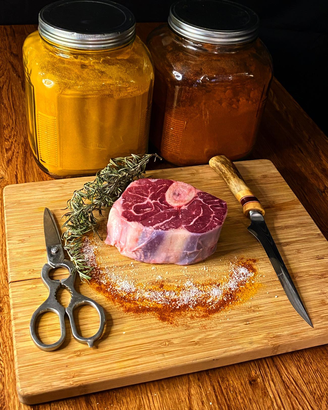 Beef Osso Bucco