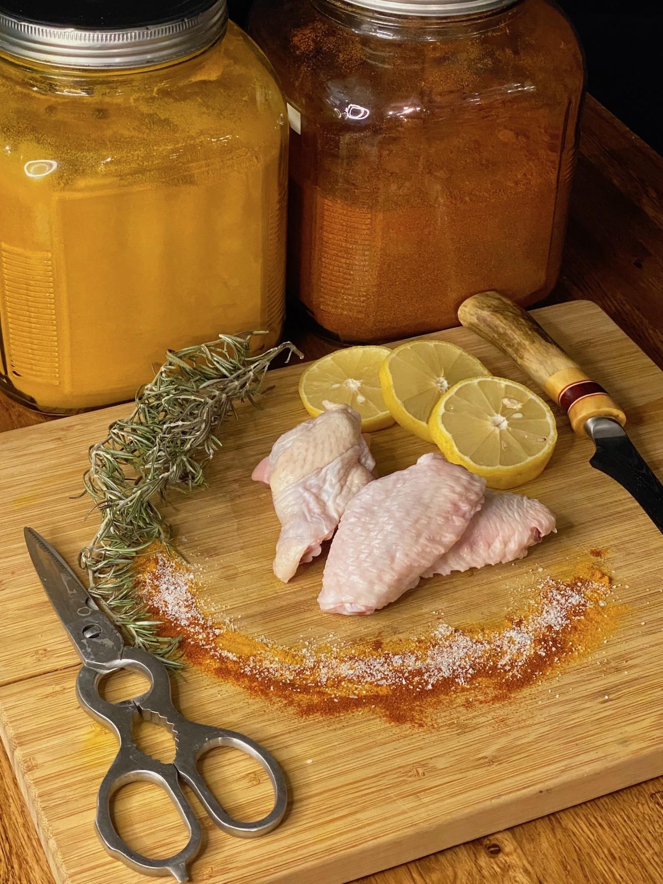 Chicken Wings - Cut
